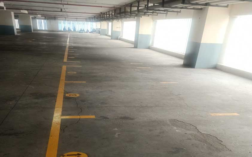 Office Space for Rent in PS Srijan Techpark Sector 5 Kolkata ID110