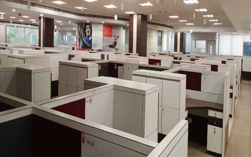Furnished Office Space for Rent in Ecospace Kolkata ID111