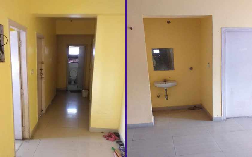 4 BHK Flats for Sale in NBCC New Town Action Area 1 Id123