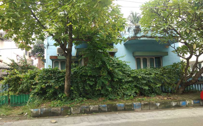 House for Sale in Sector 2Salt Lake City Kolkata - ID127 front Image