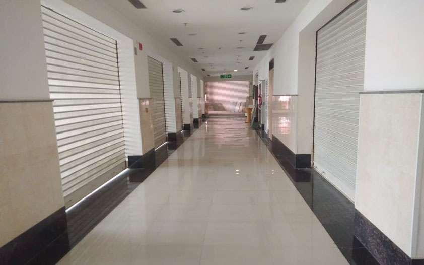 Shop Space for Rent in New Town id-31-1