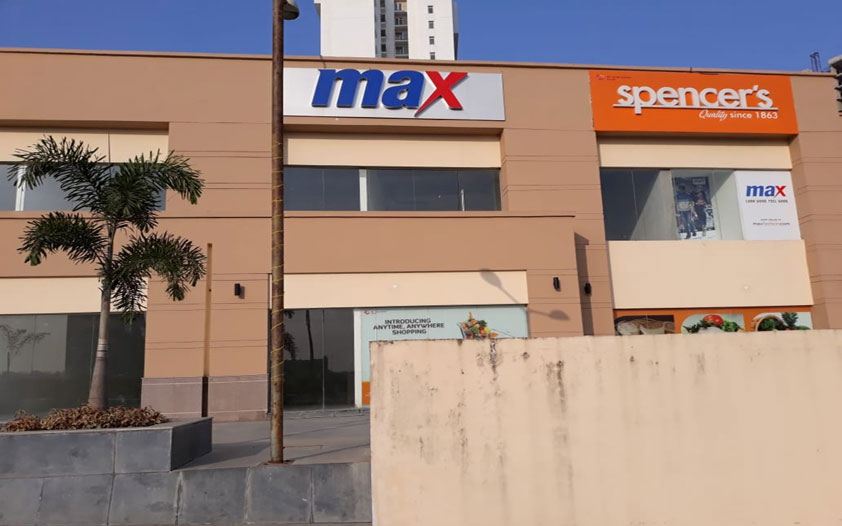 Retail Space for Rent in New Town id-31-2