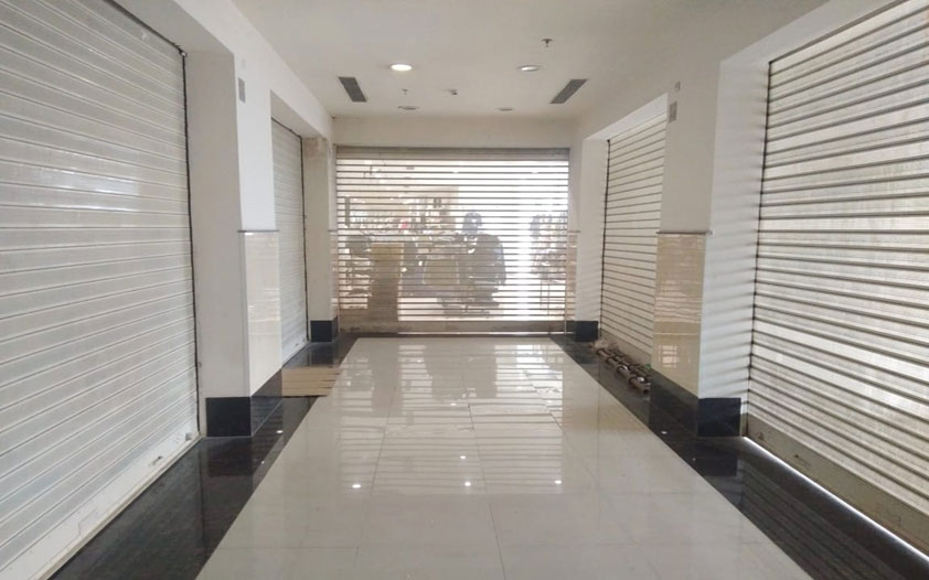 Retail Space for Rent in Shopping mall New Town id-31-3