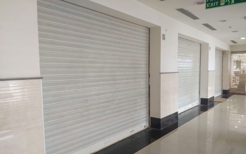Shop Space for Rent in Shopping mall New Town id-31-4