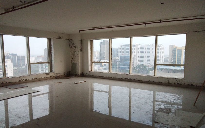 commercial space on rent in sector 5 ID32-3