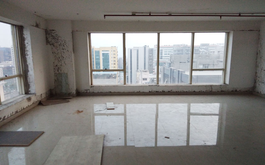 commercial space on rent in sector V ID32-4