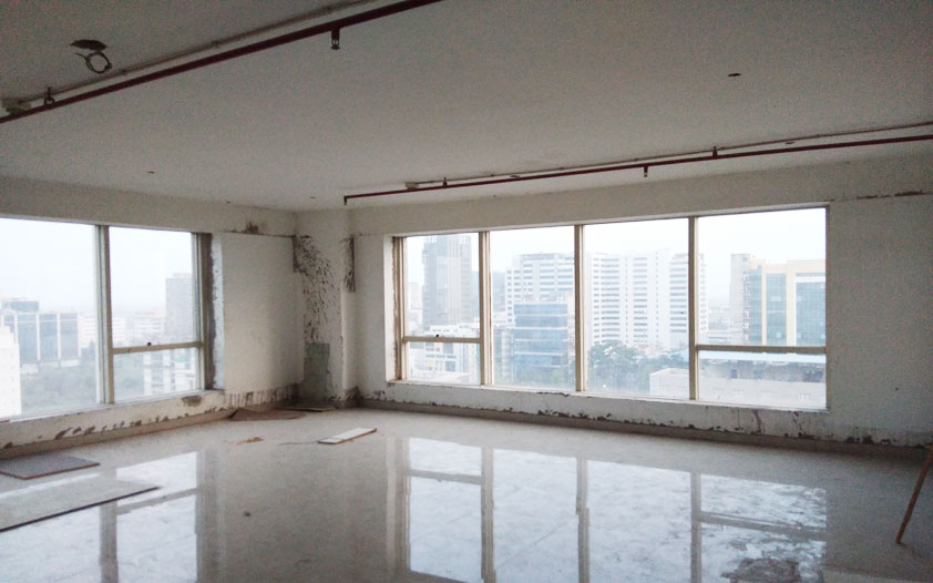commercial space on rent in sector v ID32-5