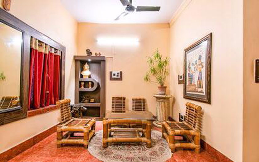 Furnished Guest House for Rent in Salt Lake Sector 2 ID36-3