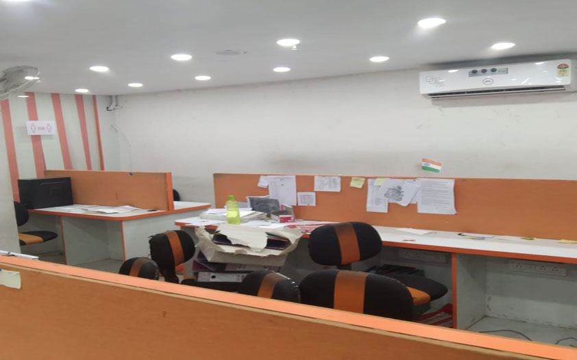 Furnished Office Space for Rent in Chinar Park Kolkata ID37-1