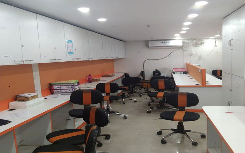Furnished Office Space for Rent in Chinar Park Kolkata ID37-2