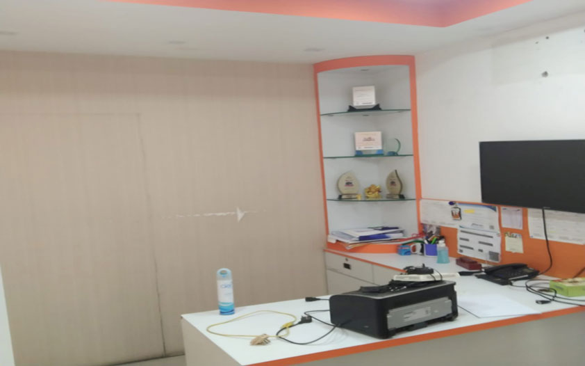 Furnished Office Space for Rent in Chinar Park Kolkata ID37-4