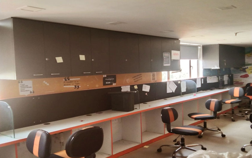 Furnished Office Space for Rent in Chinar Park Kolkata ID37-5