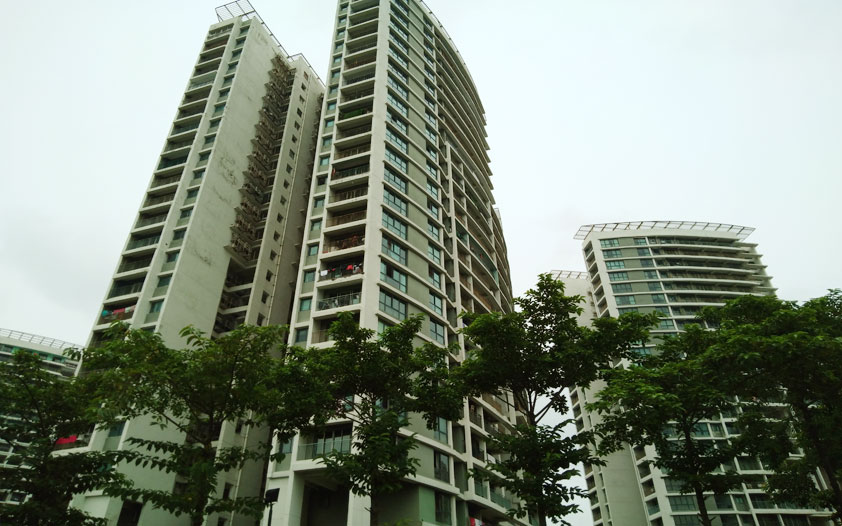 3 BHK Flats for Sale in Rosedale New Town Kolkata ID71-1