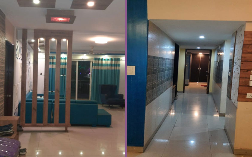 3 BHK Flats for Sale in New Town Kolkata ID71-2