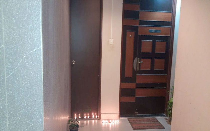 3 BHK Flats for Sale in New Town ID71-3