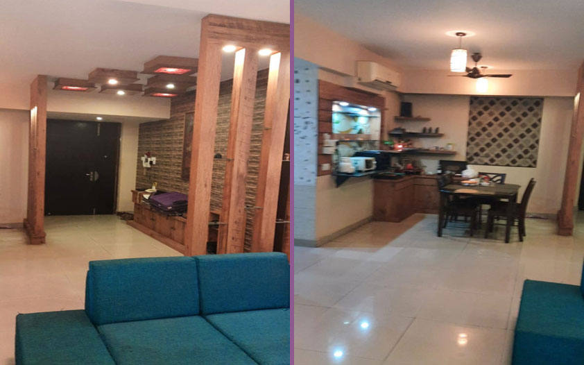 3 BHK Flats for Sale in New Town ID71-5