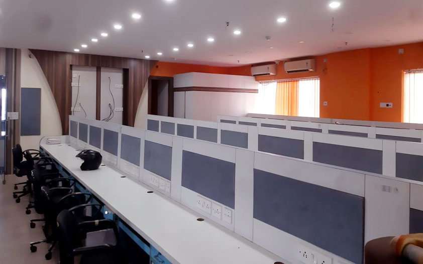Fully Furnished Office Space for Rent in Sector V Kolkata ID93