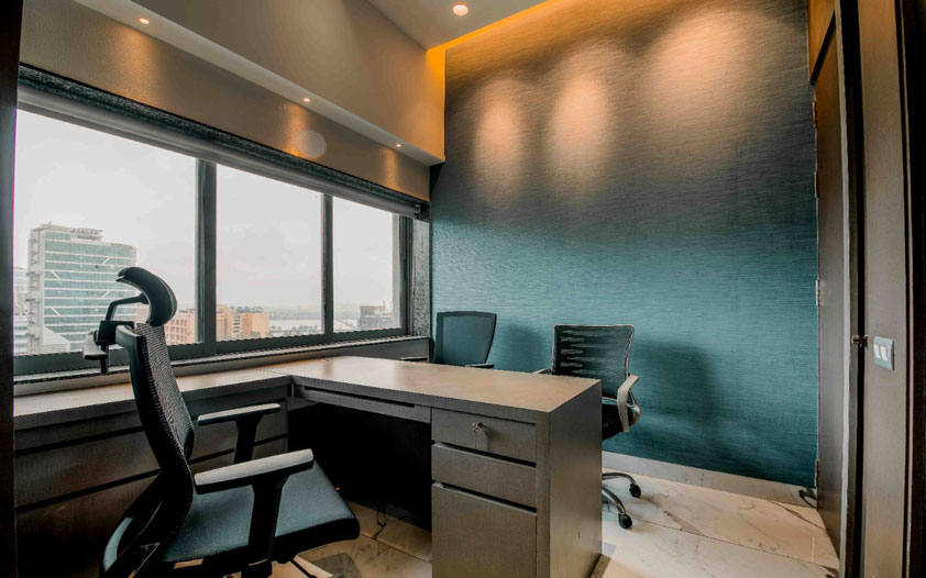 Furnished Office Space for Rent in PS Srijan Corporate Park Sector 5 ID94
